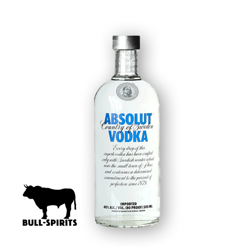 Absolut Vodka 0,5L Flasche