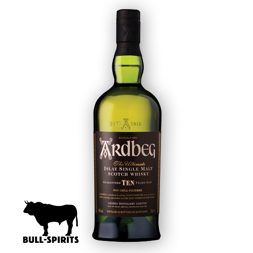 Ardbeg Aged 10 Years Single Malt