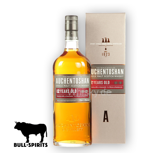 Auchentoshan Single Malt Scotch Whiskey