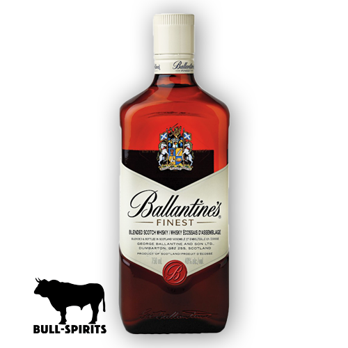 Ballantines Blended Scotch Whiskey