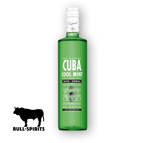 Cuba Vodka Cool Mint