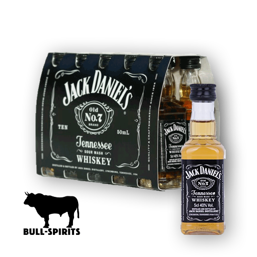 Jack Daniels old No. 7 Miniaturen