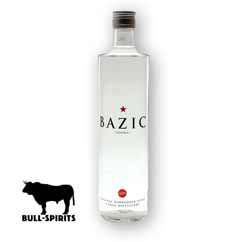 Bazic Vodka aus Hamburg