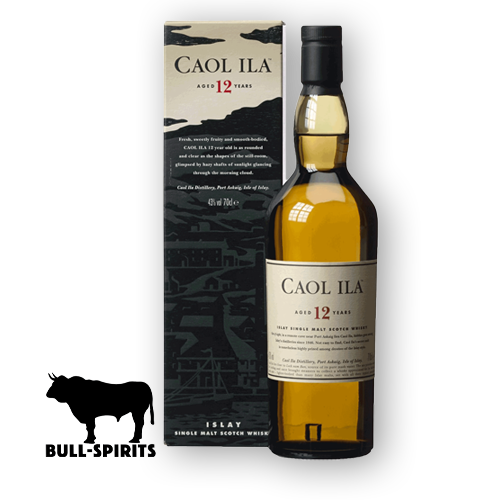 Caol Ila Whiskey 12 Years
