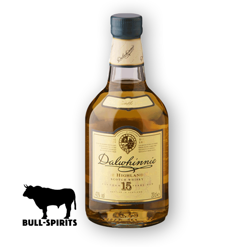 Dalwhinnie 15 Years Scotch Whiskey