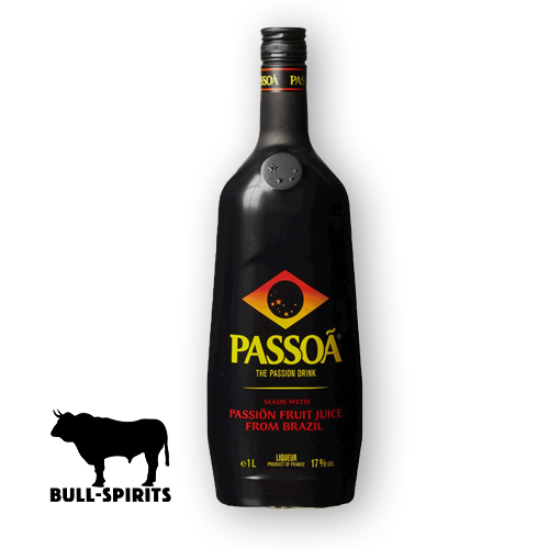 Passoa Passion Fruit Juice from Brazil