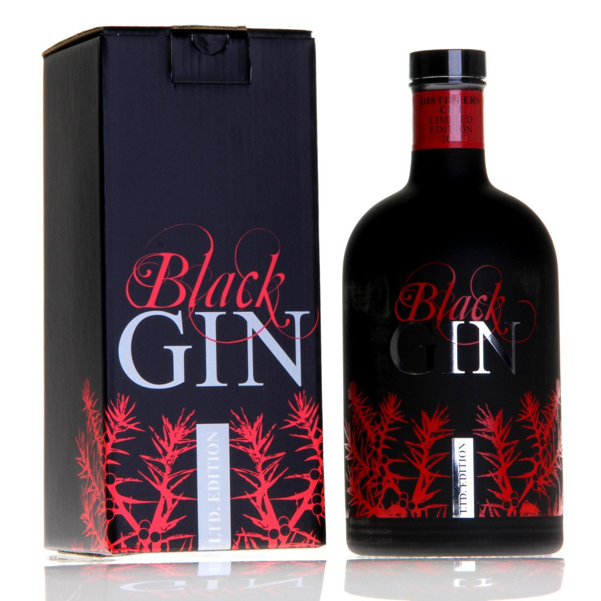Black Gin Distiller'S Cut Limited Edition 2012 (1 x 0.7 l)
