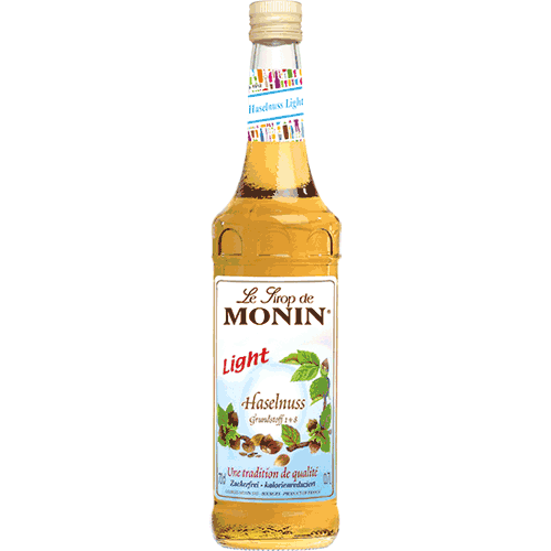 Monin Haselnuss Light 0,7l