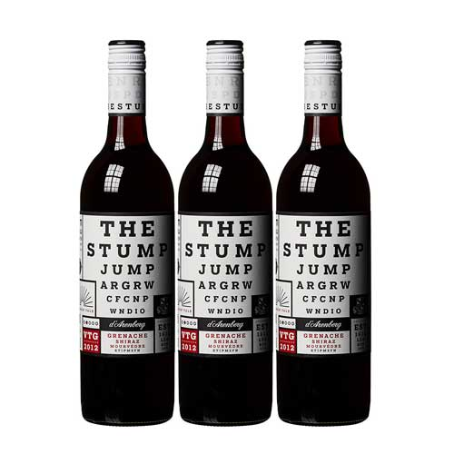 dArenberg | The Stump Jump | Grenache Shiraz Mourvedre 2012 trocken